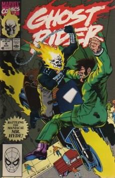 The Box: Ghost Rider 1-5