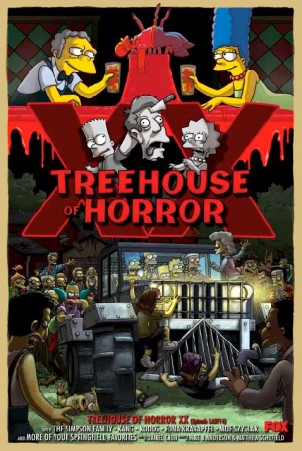 "Halloween Scene: ""Treehouse of Horror XX"" (2009)"