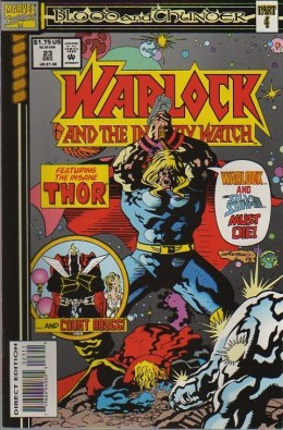 The Box: Warlock And The Infinity Watch #21-24