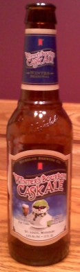 Beer Review: Michelob's Winter's Bourbon Cask Ale