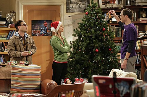 live blogging the big bang theory the maternal conguence - Bbt Christmas Eve Hours