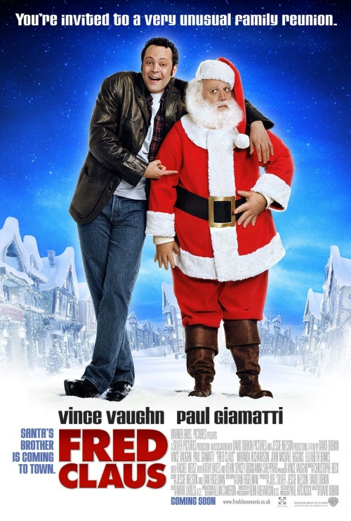christmas stories fred claus 2007 - Fred Christmas