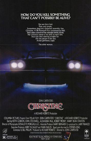 Halloween Scene Christine 1983 The Legacy 1978
