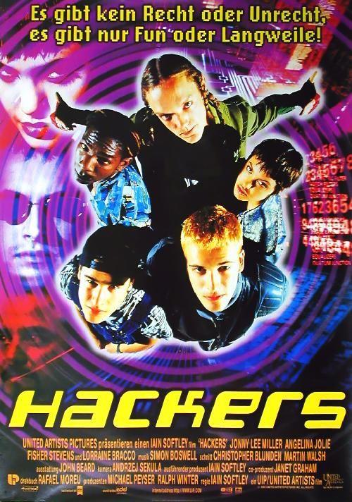 Computer Movies: Hackers (1995) | UnitedMonkee