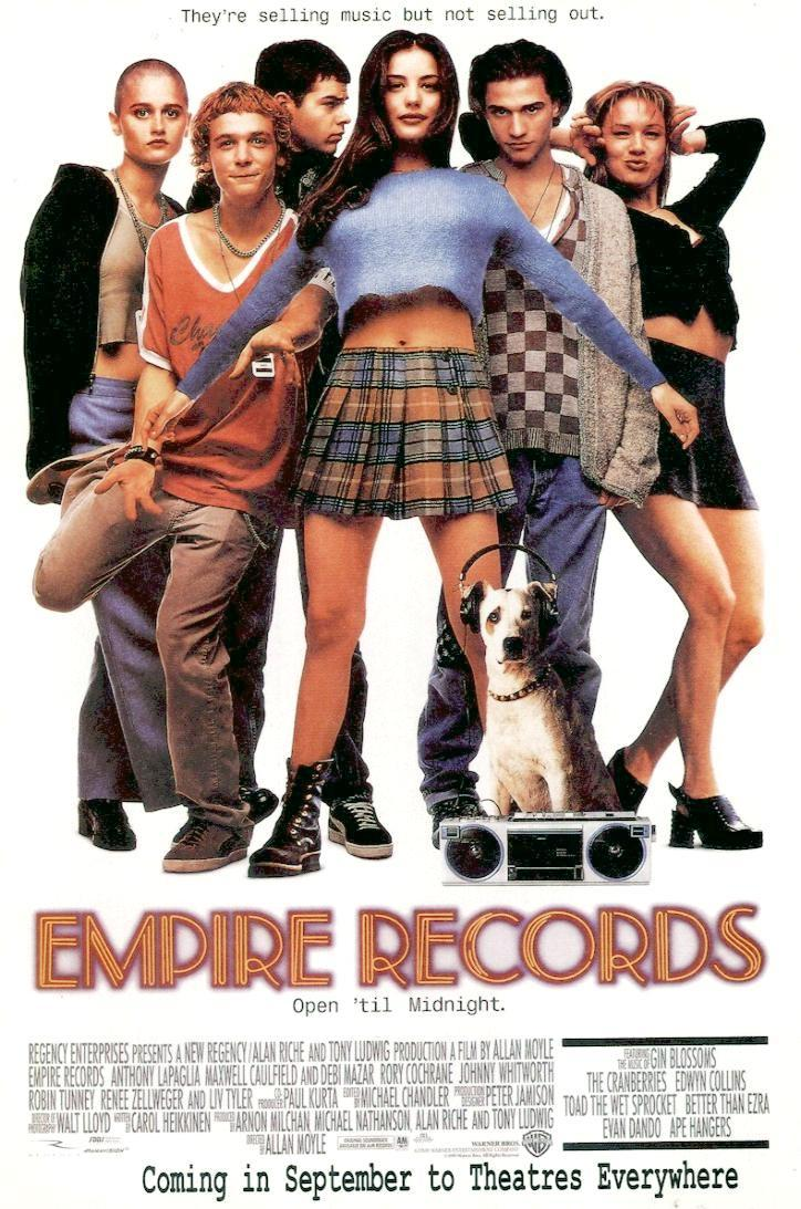 empirerecords - Last Movie You've Watched - Youtube Replay