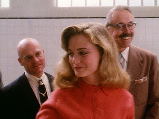 Heather Graham 1988 Before They Were Famou...