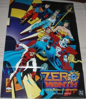 zero month poster