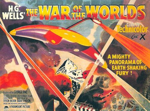 Book Vs. Radio Play Vs. Movie Vs. Comic Vs. Movie: War Of ...