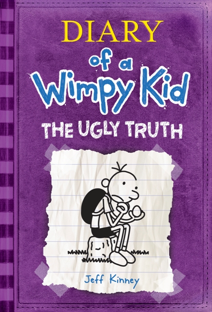 diary of a wimpy kid book 1-5 pdf