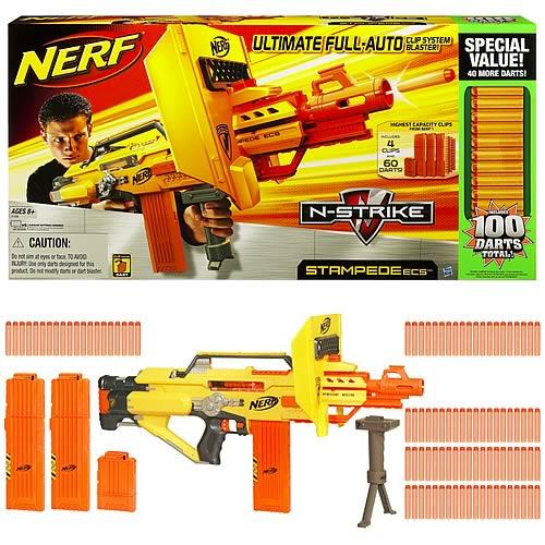 Nerf N Strike Stampede Ecs 50