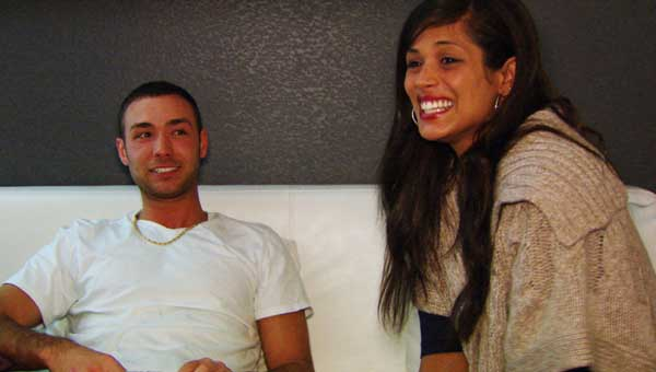 adam and nany real world dating The only other real world or road rules cast members trishelle ever dated, besides the miz, were adam larson and steven hill.