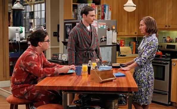 Sheldon S Mom Sheldon Amp Leonard Breakfast