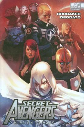 secret avengers vol 1 mission to mars