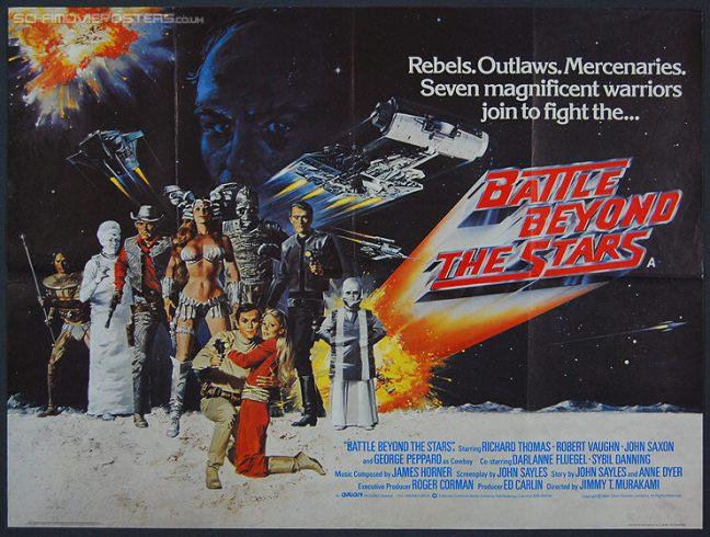 Sybil Danning Battle Beyond The Stars