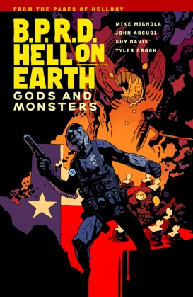bprd hell on earth 2 new world gods And Mmonsters