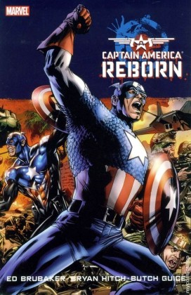 captain america reborn