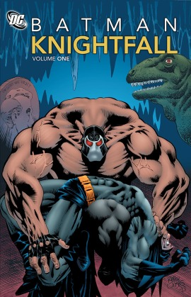batman knightfall volume 1