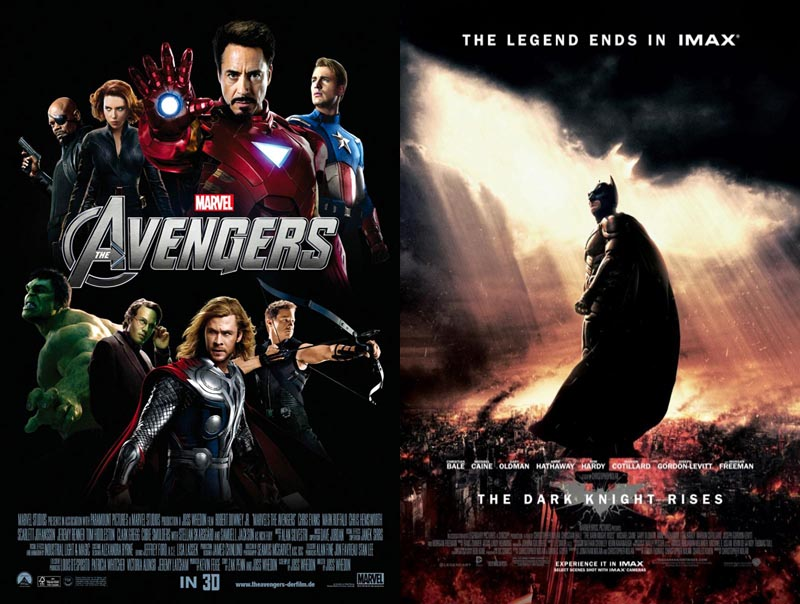 avengers vs the dark knight 1 the avengers is simply more fun: the dark knight rises is funnier than previous batflicks, sure but with writer/director joss whedon's witty dialogue, the avengers acts like it knows it's a .