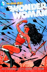 new 52 wonder woman volume 1 blood