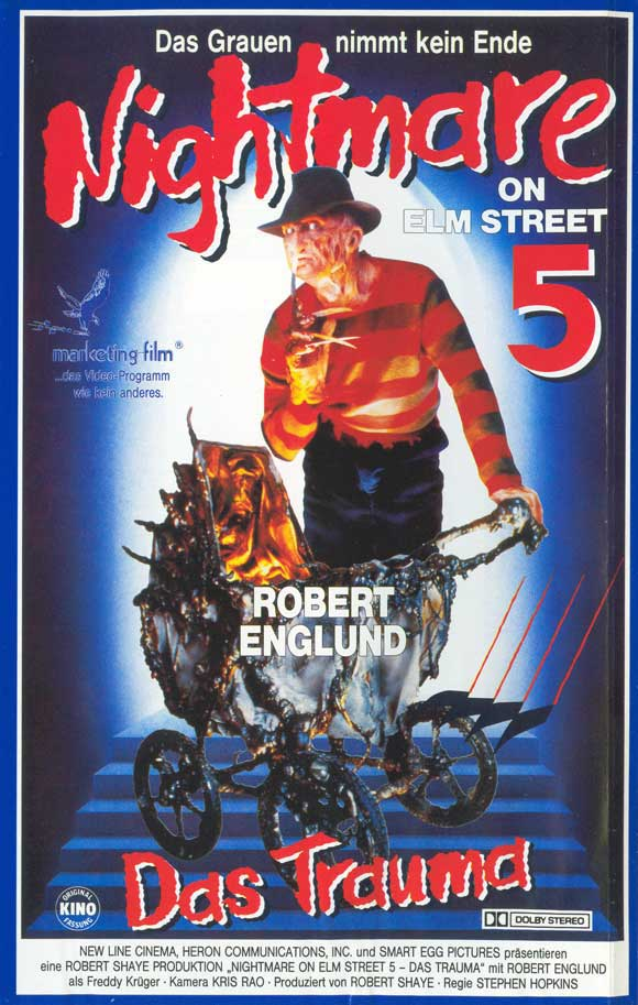 nightmare on elm street dream child