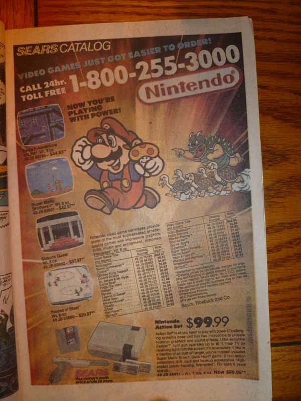 nintendo phone orders