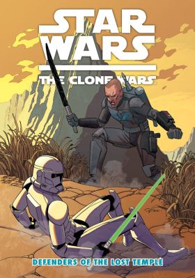 justin aclin's star wars comic