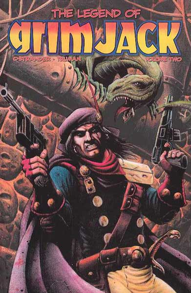 legend of grimjack vol 2