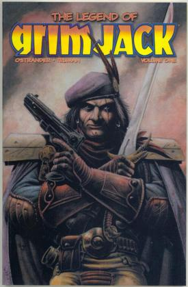 legend of grimjack volume 1