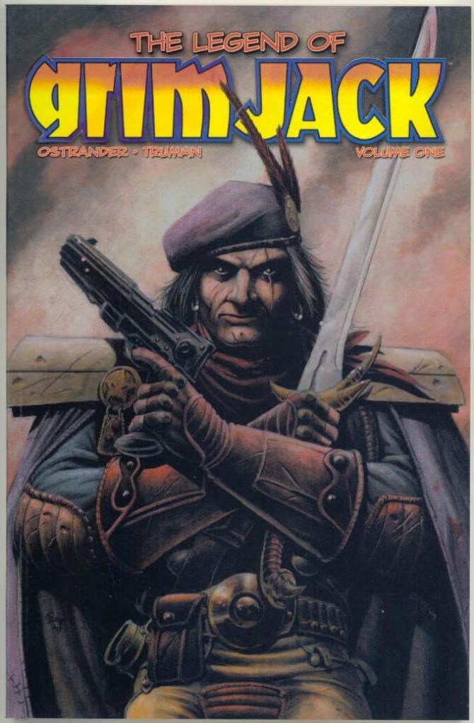 legend of grimjack volume 1