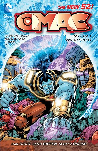 OMAC volume 1 Omactivate