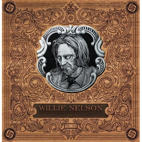 willie nelson complete atlantic sessions