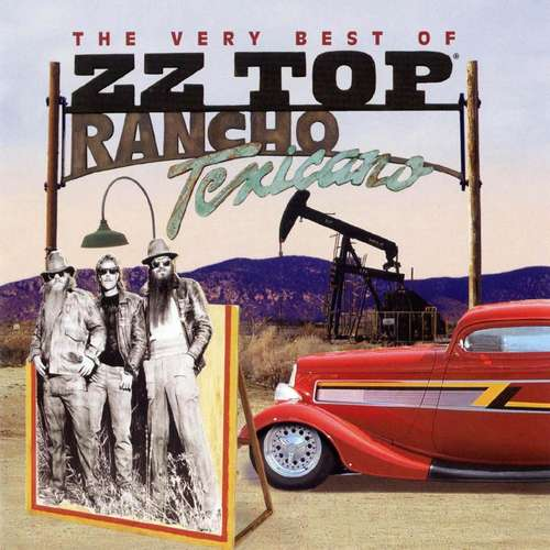 ZZ Top Rancho Texican