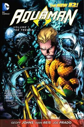 aquaman vol 1 the trench