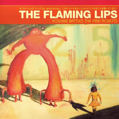 flaming lips yoshimi battles the pink robots