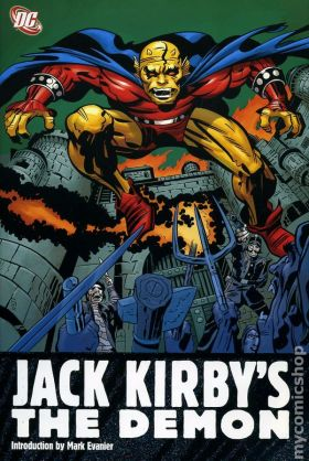 jack kirby demon omnibus