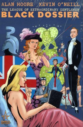 league of extraordinary gentlemen black dossier absolute