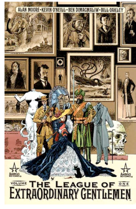 league of extraordinary gentlemen volume 1