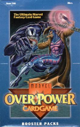 overpower Booster Box