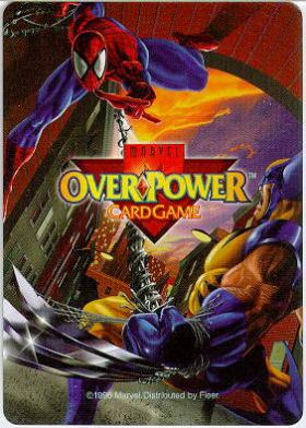 overpower card back