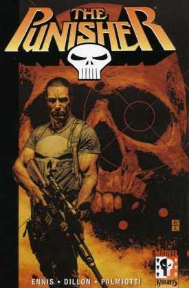 Punisher Welcome Back Frank