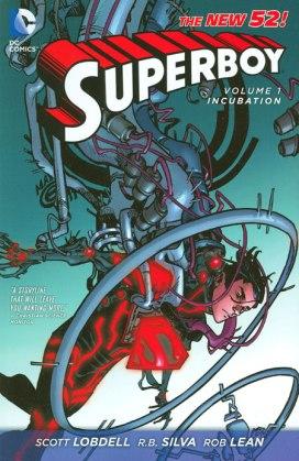 superboy vol 1 incubation