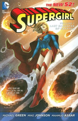 supergirl vol 1 last daughter of krypton