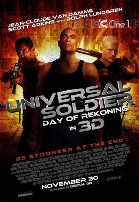 universal soldier day of reckoning poster 3d