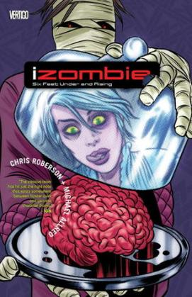 izombie volume 3 six feet under and rising