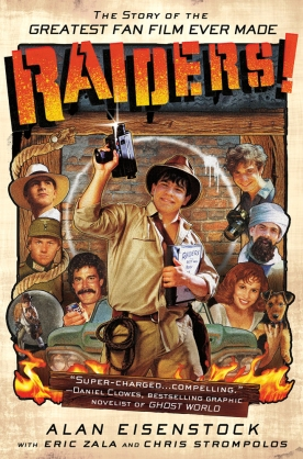 Raiders by Alan Eisenstock