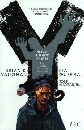 y the last man deluxe vol 1