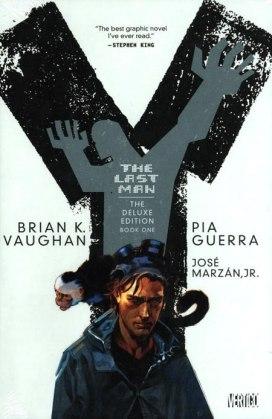 y the last man deluxe vol 1