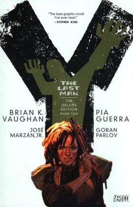 Y The Last Man Deluxe Volume 2