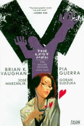 Y The Last Man Deluxe Volume 4
