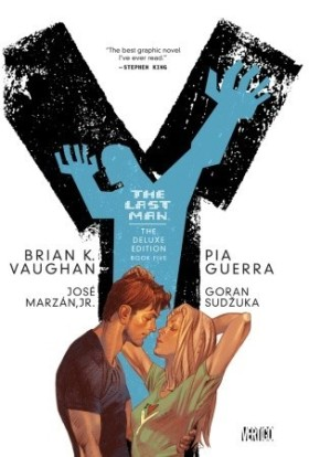 Y The Last Man Deluxe Volume 5